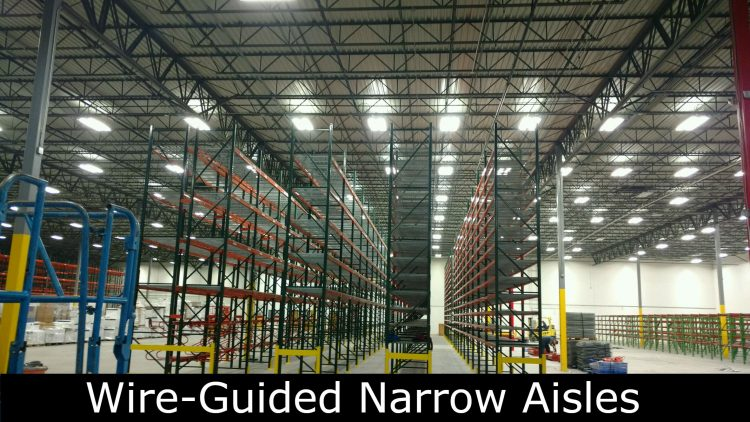 A Wire-Guided Narrow Aisles